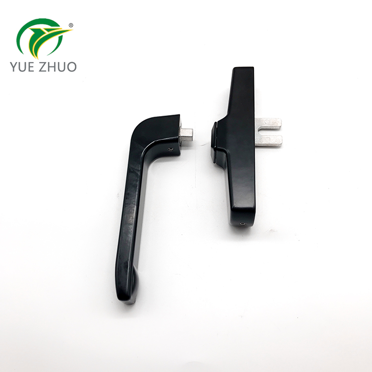 Hospital project school custom zinc alloy detachable handle in public building