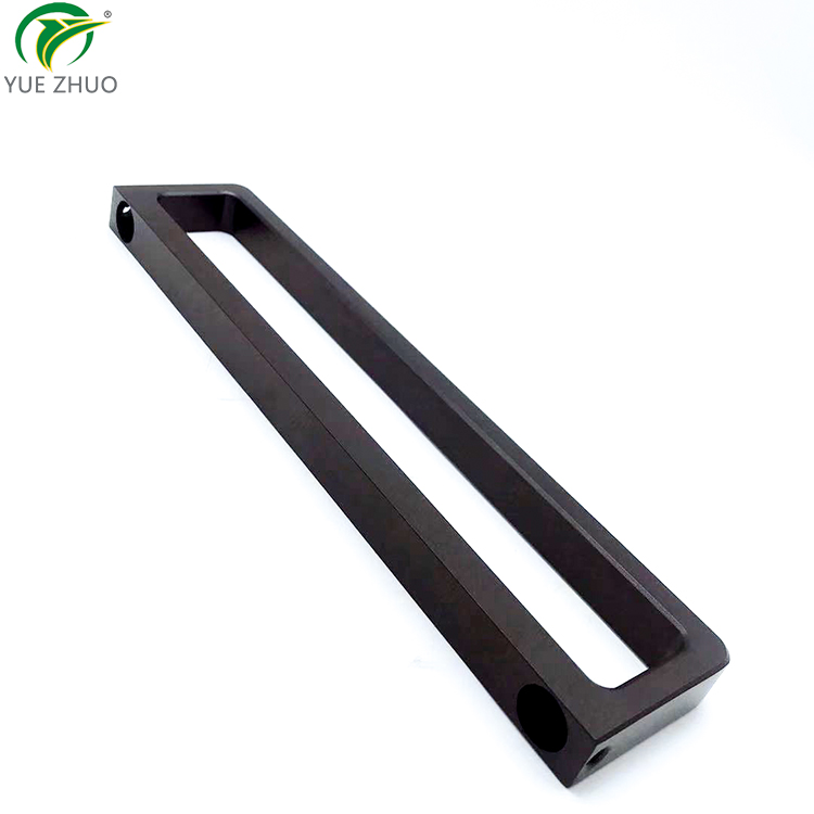 Slim line hardware aluminum glass slding door slim handle