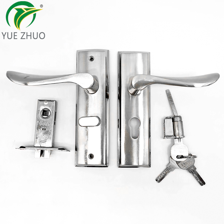 New design high quality casement door window aluminium alloy handle