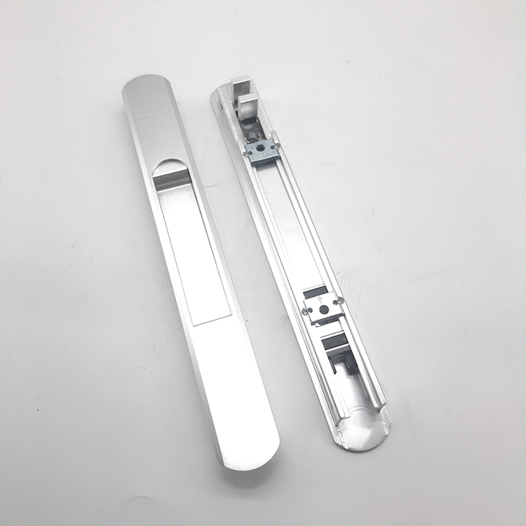 Aluminum accessories sliding window lock double face lock sliding hock lock
