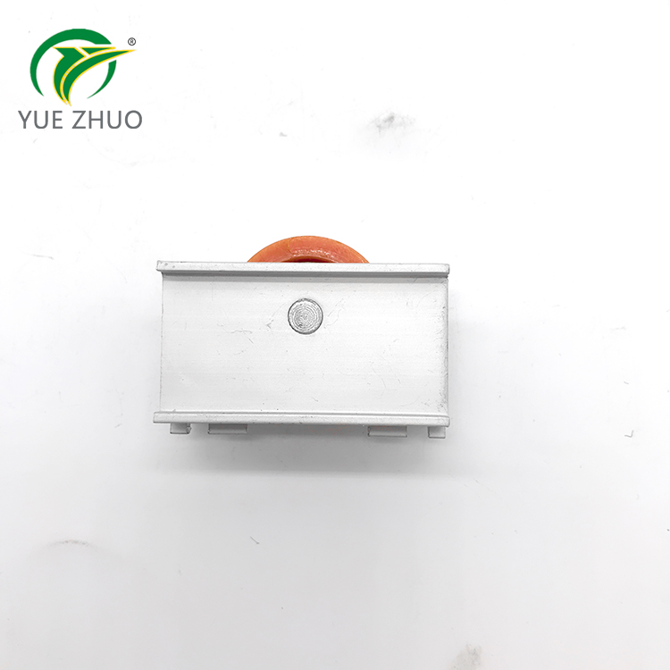 South America sliding aluminum door and window aluminum smooth low noise wheel roller